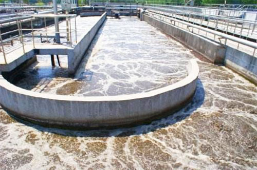 Development of defoamer for sewage treatment